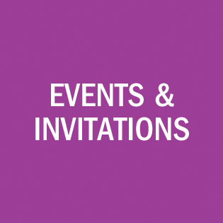 Events & Invitations